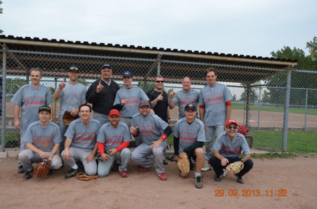 Colautti Softball Champions