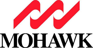 Mohawk Industries is one of the world's largest floor covering manufacturers and distributors and is a leading producer of yarn, ceramic tile, area rugs and bath mats. Headquartered in Calhoun, Georgia, Mohawk designs, manufactures and markets woven and tufted broadloom carpet, area and accent rugs and mats and a variety of hard surface flooring products. The Company provides goods for all significant market segments, distribution channels and price points. Included in Mohawk's family of brands are some of the most popular and prestigious names in the industry: Aladdin, Alexander Smith, American Olean, American Rug Craftsmen, American Weavers, Bigelow, Dal-Tile, Galaxy, Harbinger, Helios, Horizon, Image, Karastan, Lees Carpet, Mohawk, Mohawk Home SmartStrand, World, WundaWeve, Custom Weave, and Unilin.